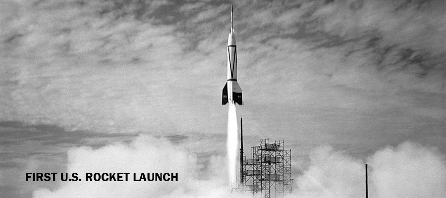 1st launch